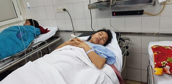Bệnh nhân Đặng Thị Th.