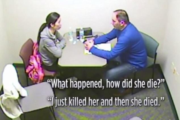 Lời khai rùng rợn của bà mẹ gốc Á sát hại con gái 5 tuổi rồi bắt chồng giấu xác trong nhà hàng gia đình