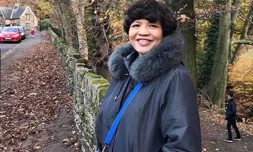 Phó giáo sư Hoàng Ánh bức xúc trước thực trạng phụ nữ vẫn hay bị coi thường trong xã hội Việt. Ảnh: NVCC.