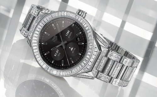 Tag Heuer Connected Full Diamond.