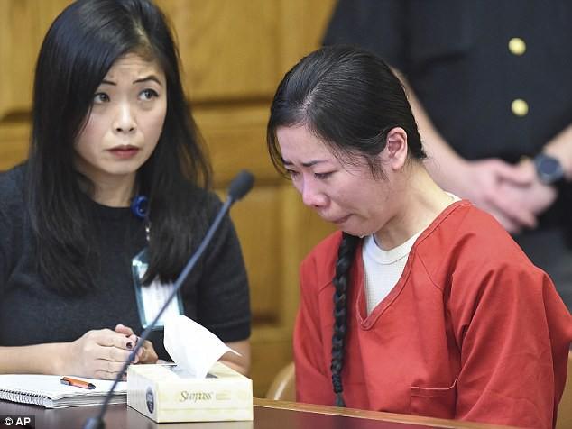 Chen xuất hiện trước tòa án tại Mỹ.