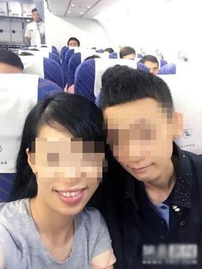Qian từng đưa bạn gái về quê để thăm bố mẹ.