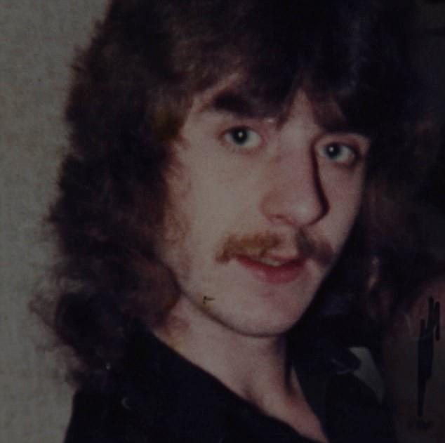 Hình ảnh bà Melissa trước khi chuyển giới.