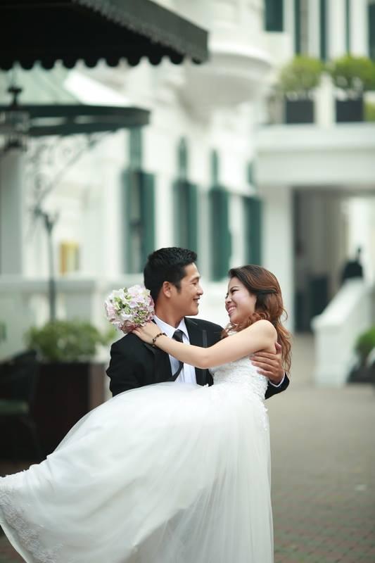 Dung và Đức cưới nhau đến nay đã 3 năm.