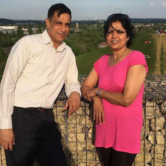 Ông Vijay đến London với hy vọng sẽ mang đến cuộc sống tốt hơn cho gia đình, vợ con (Ảnh: Internet)