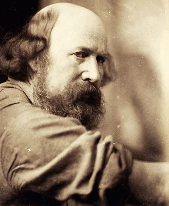 Ảnh chân dung tự chụp của Oscar Rjlander - nhiếp ảnh gia tiên phong nổi tiếng người Thụy Điển
