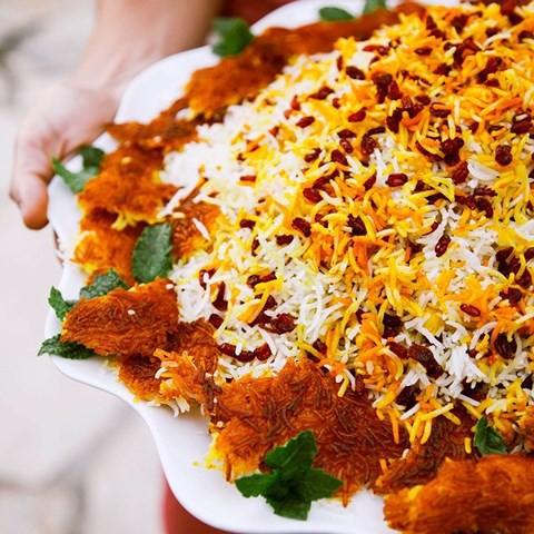 Nhụy hoa nghệ tây chế biến cùng món ăn hoặc pha trà