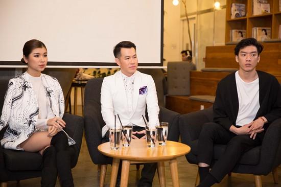 Đồng Ánh Quỳnh và Brian Trần là hai diễn viên đóng chính trong MV.