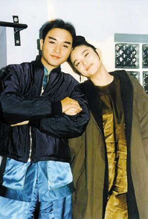 Khi còn sống, Trương Quốc Vinh luôn bên Lâm Thanh Hà, thân thiết như hình với bóng.