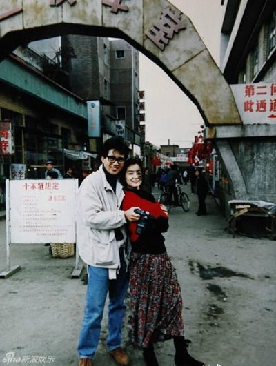 Lâm Thanh Hà và Tần Hán từng là cặp đôi đẹp nhất nhì làng giải trí Hoa ngữ một thời.