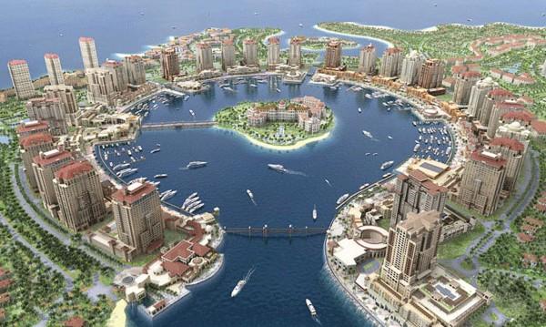 Quatar là nước giàu có bậc nhất thế giới.