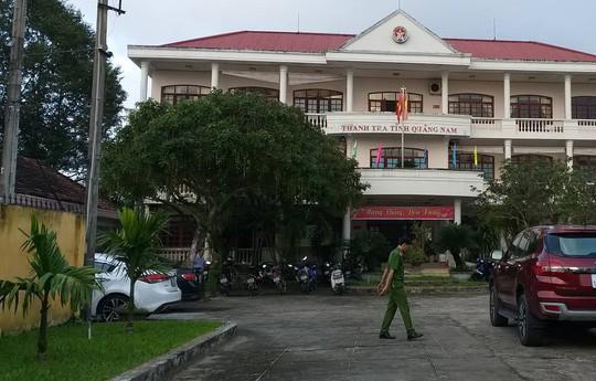 Trụ sở Thanh tra Tỉnh Quảng Nam