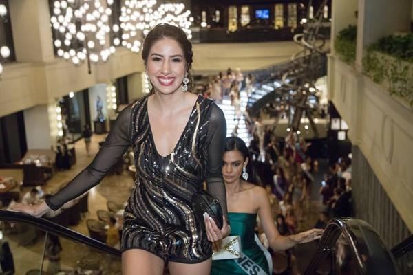 Dàn thí sinh của Hoa hậu Liên lục địa năm nay gân ấn tượng quá mạnh với khán giả bởi nhan sắc bình thường.