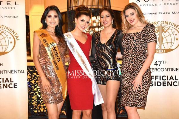 Dàn thí sinh của Hoa hậu Liên lục địa năm nay gây mất điểm bởi quá nhiều đại diện kém sắc.