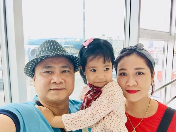 Gia đình hạnh phúc của NSND Tự Long.