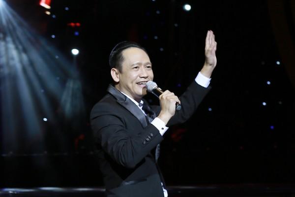 Bằng Kiều, Bảo Anh, Duy Mạnh được khán giả vỗ tay không ngừng trong đêm diễn.