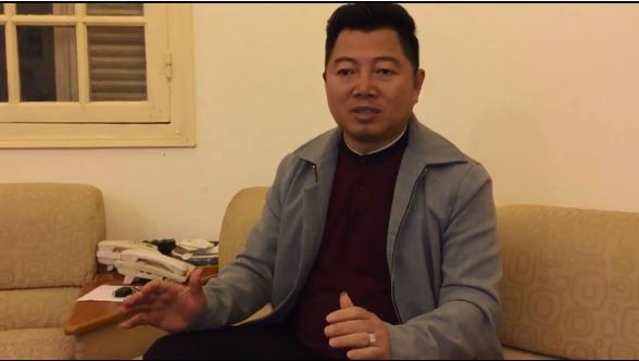 Ông Nguyễn Danh Thắng - Chủ tịch Hội đồng quản trị Công ty CP đầu tư và phát triển Hãng phim truyện Việt Nam