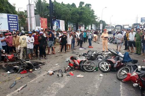 Nhiều vụ tai nạn dồn toa nghiêm trọng đã xảy ra trong ít ngày vừa qua.