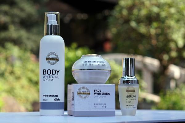 Bộ sản phẩm dưỡng da chủ lực của Beauty Doctor