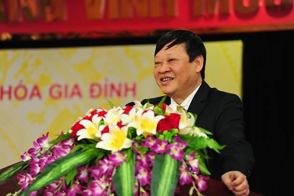 Thứ trưởng thường trực Bộ Y tế Nguyễn Viết Tiến kỳ vọng năm 2019, công tác dân số sẽ gặt hái được nhiều thành công. Ảnh: Chí Cường