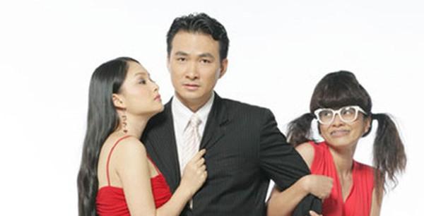 Lan Phương nổi tiếng trong phim truyền hình Cô gái xấu xí.