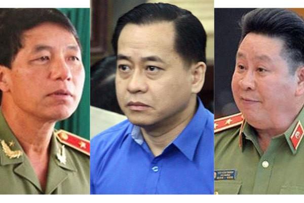 Dính líu đến Vũ nhôm, hai cựu Thứ trưởng Bộ Công an dính vòng lao lý