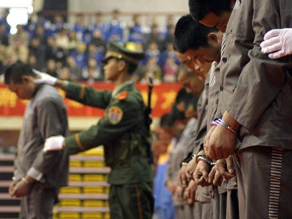 Hưng Thiện bị xử tử hình ở trường bắn Hồ Nam năm 1989