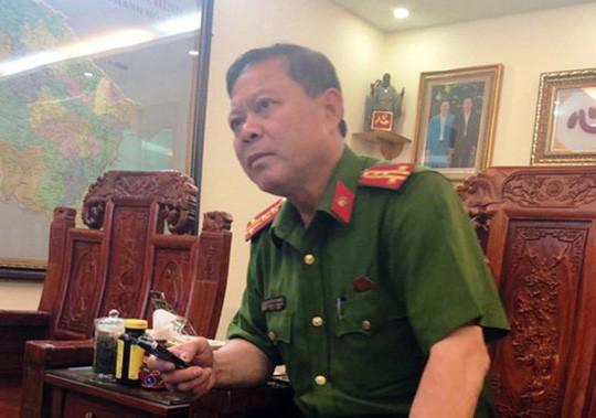 Đại tá Phương bị Bộ công an tước quân tịch