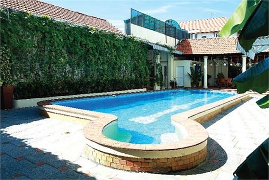 Biệt thự phong cách Địa Trung Hải bề ngoài lộng lẫy bên trong giản dị của Diễm My 6X - Ảnh 6.