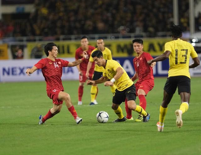 Việt Nam 1-0 Malaysia: Quang Hải ghi bàn đẳng cấp - Ảnh 5.