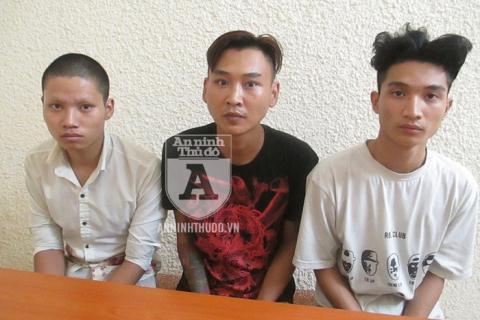 Đối tượng hiếp dâm, cướp tài sản nữ nhân viên karaoke ở Hà Nội khai do nóng giận nhất thời - Ảnh 2.