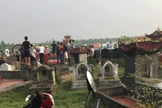 Cuộc đời bi kịch của người phụ nữ bị sát hại rồi vứt xác ở nghĩa trang - Ảnh 1.