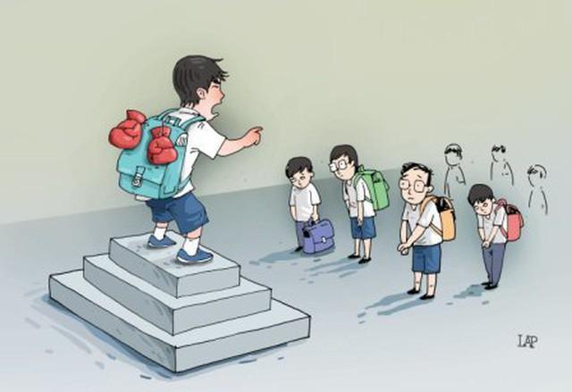 Niềm tin sai lầm đã tạo nên rào cản ngăn chặn bạo lực học đường  - Ảnh 3.