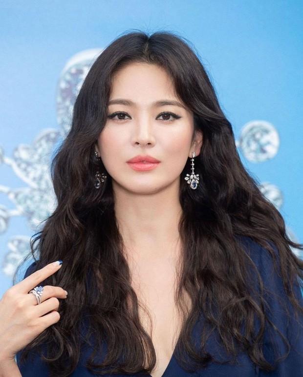 3 tháng sau vụ ly hôn 2000 tỉ, lần đầu tiên Song Hye Kyo chịu xuất hiện tại Hàn Quốc - Ảnh 1.