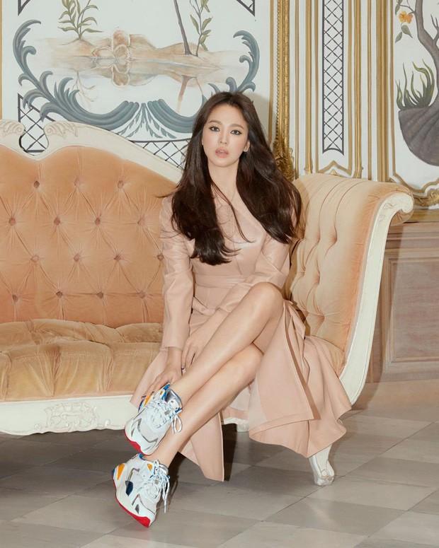 3 tháng sau vụ ly hôn 2000 tỉ, lần đầu tiên Song Hye Kyo chịu xuất hiện tại Hàn Quốc - Ảnh 3.