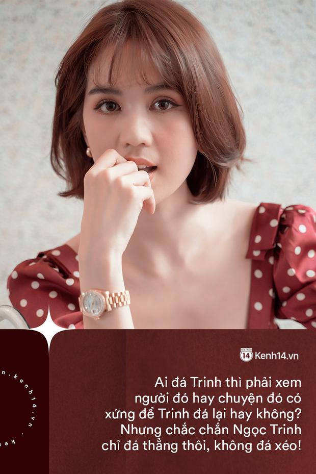 Ngọc Trinh và hành trình trở thành người đẹp Vbiz đầu tiên có nút vàng Youtube: Tôi chẳng có tài năng gì nổi bật, 70% là nhờ may mắn! - Ảnh 4.
