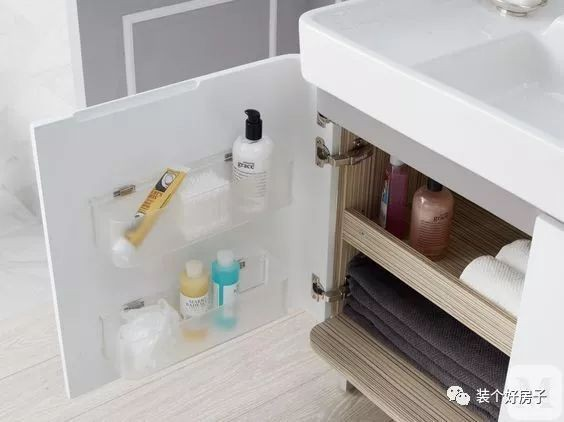 Lưu trữ đồ dùng trong phòng tắm vừa gọn vừa sạch: Chuyện nhỏ nhưng không phải ai cũng nắm rõ - Ảnh 5.