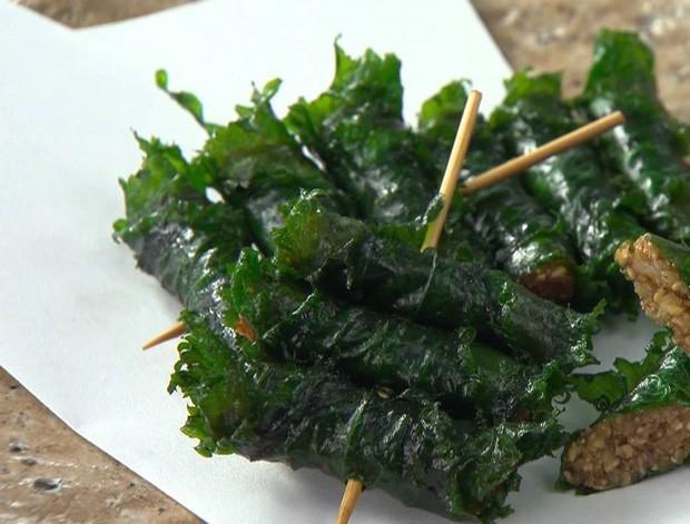 Lá hồi sinh bán đầy chợ Việt 1-2 ngàn/mớ, ở Nhật phải mua ăn từng lá một - Ảnh 8.