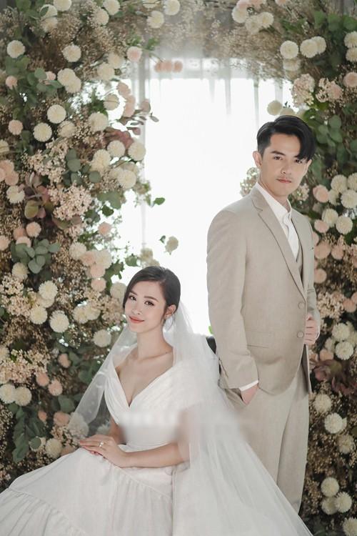 Ảnh cưới của Đông Nhi - Ông Cao Thắng - Ảnh 4.