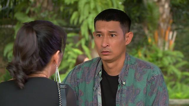 Huy Khánh trở thành bảo mẫu bất đắc dĩ trong Nuôi nhầm sao nhí - Ảnh 4.