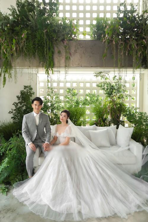 Ảnh cưới của Đông Nhi - Ông Cao Thắng - Ảnh 6.