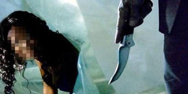 Ghen tuông, chồng vác dao chém vợ rồi cứa cổ tự sát - Ảnh 1.
