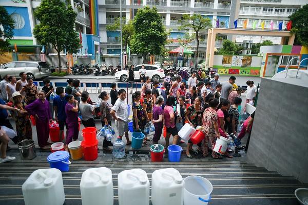 Kết quả mới nhất kiểm tra chất lượng nước Sông Đà - Ảnh 1.
