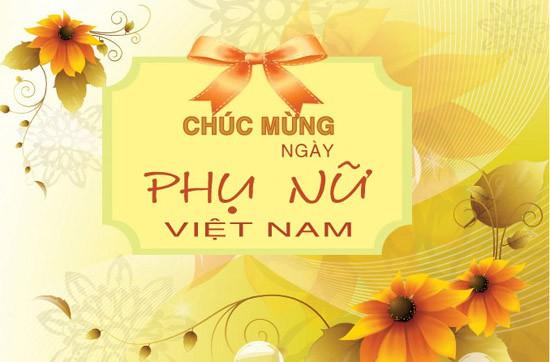 Những lời chúc xúc động trong ngày phụ nữ Việt Nam 20/10 - Ảnh 1.
