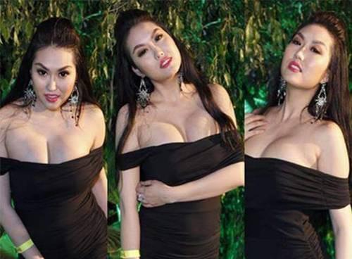 Mỹ nhân Việt cùng diện váy quây ngực: Người lên hương, kẻ thảm họa - Ảnh 12.
