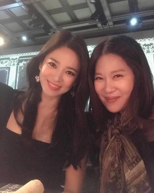 Song Hye Kyo bị chỉ trích nói dối - Ảnh 1.