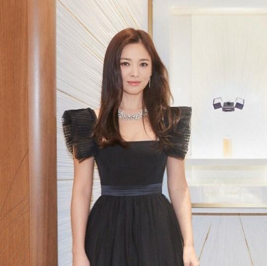 Song Hye Kyo bị chỉ trích nói dối - Ảnh 2.