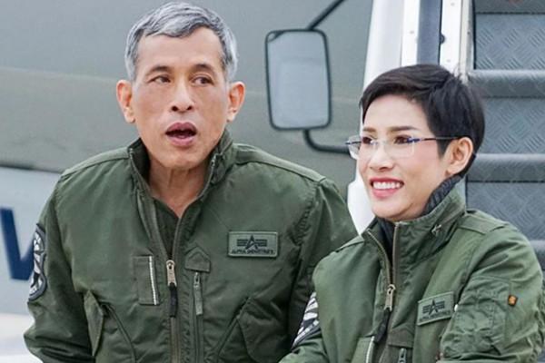 Đây chính là lý do Quốc vương Thái Lan quyết định phế truất tước vị Hoàng quý phi của vợ trẻ - Ảnh 9.