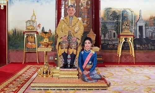 Những sóng gió hậu cung hoàng gia Thái Lan - Ảnh 1.