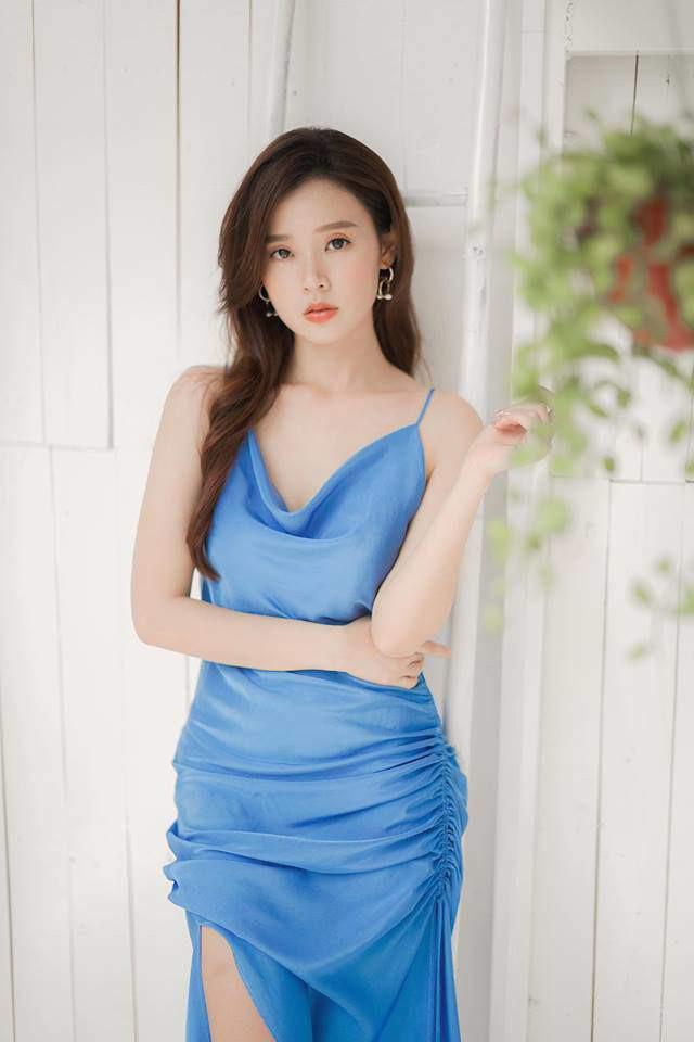 Cùng là váy lụa nhưng chỉ cần Midu khéo chọn thì sẽ hoàn hảo, tiếc là cô không biết đến 4 tips này sớm hơn - Ảnh 12.